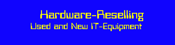 Hardware-Reselling